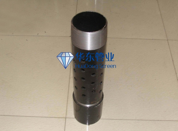 Bore hole pipe